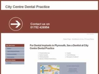 Plymouth Dentists City Centre Dental Practice