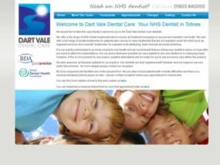 Dart Vale Dental Care Limited