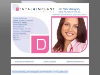 Plymouth Dentists Vali Mirzayan Dental Surgeons