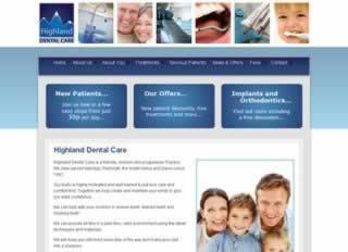 Ivybridge Dentists Highland Dental Care