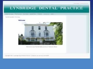 Tavistock Dentists Lynbridge House Dental Practice