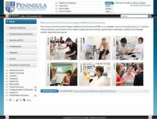 Peninsula Dental School Clinic