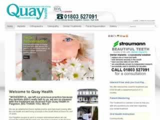 Paignton Dentists Quay Health