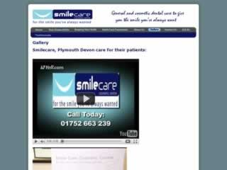 Plymouth Dentists Smilecare Cosmetic Centre