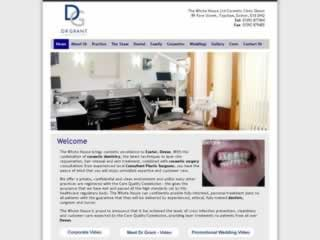 Exeter Dentists The Whyte House Dental Surgery